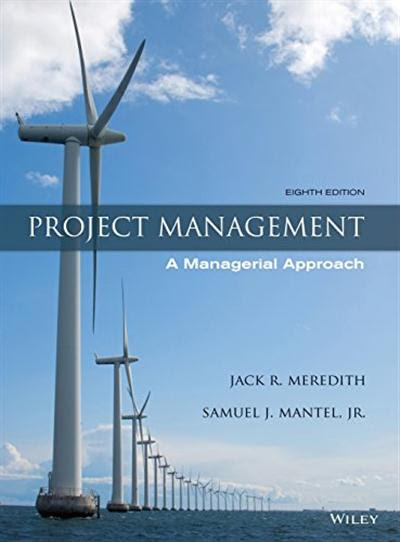 Project management a managerial approach 8th edition solution manual pdf