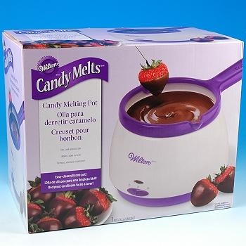 wilton candy melting pot manual