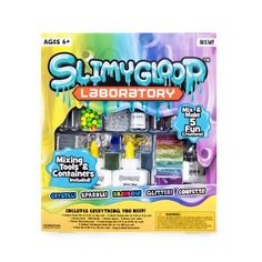 kmart slime diy instructions