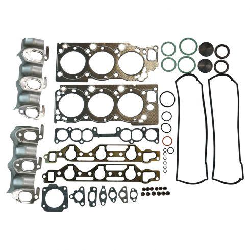 toyota pickup 3vze valve cover instructions
