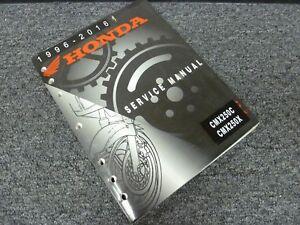 2004 honda cmx250c rebel manual