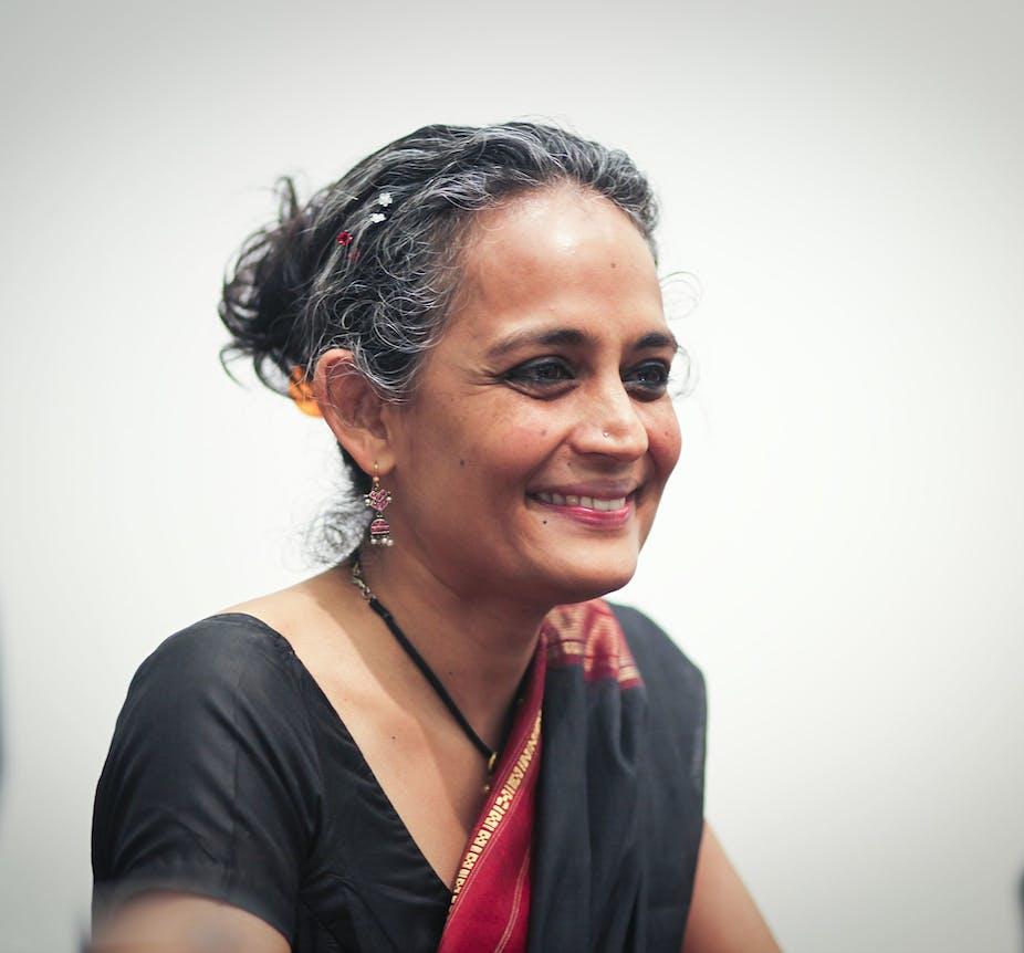 Power politics arundhati roy pdf