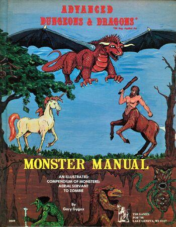 1st ed dnd monster manual pdf
