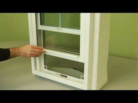 Spiral window balances removal and installation guidelines