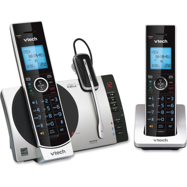 Vtech 6.0 how to add speaker phone