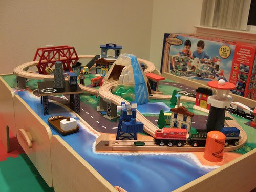 Imaginarium city train set instructions