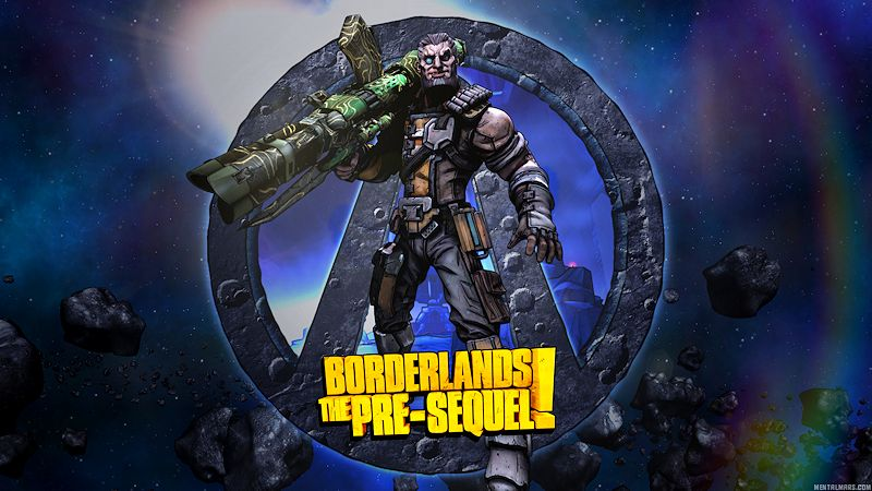 Borderlands 2 how to get the law