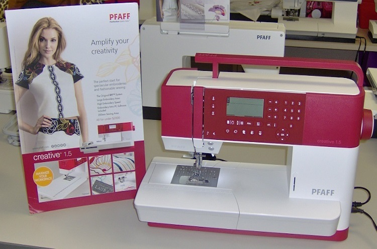 pfaff ambition 1.5 manual