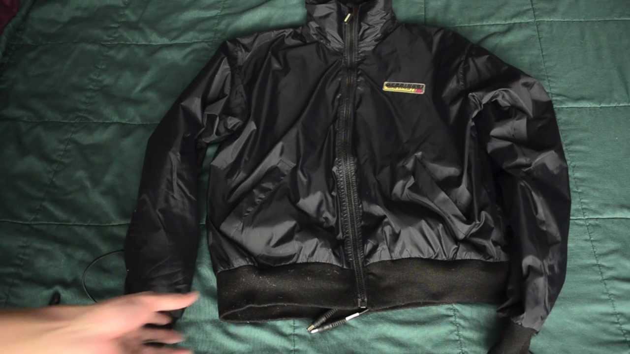 Gerbing heated jacket liner manual