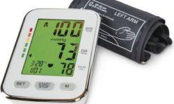 aldi blood pressure monitor instructions