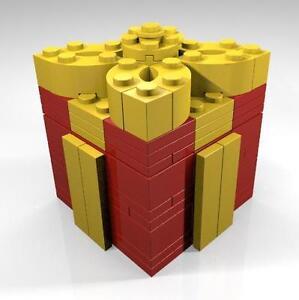 mini lego christmas tree instructions