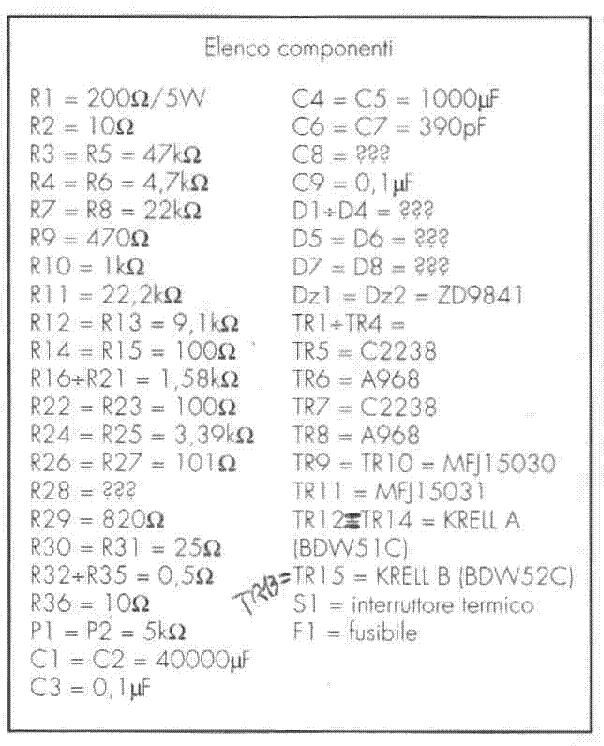 krell ksa 50s service manual