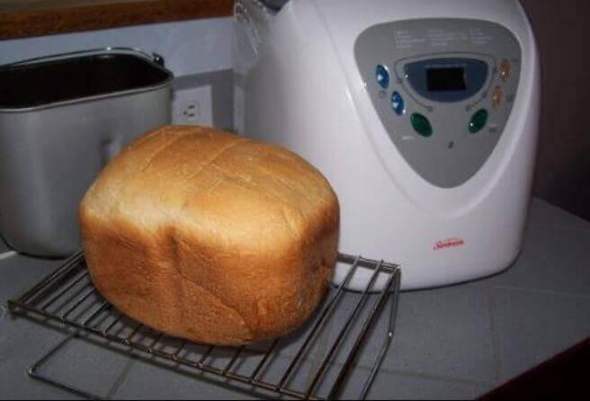 Sunbeam bread maker instructions