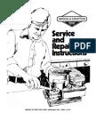 victa 4-stroke service manual
