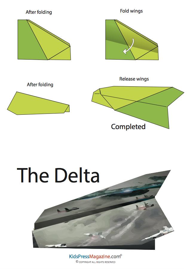 Paper planes make instructions pdf