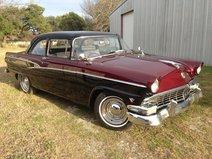 motor manual 1956 ford customline
