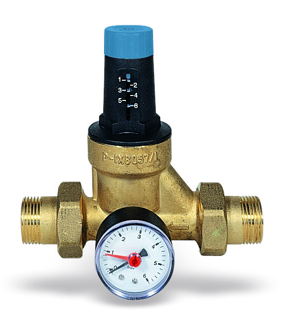 Watts pressure reducing valve manual