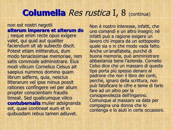Columella de re rustica pdf