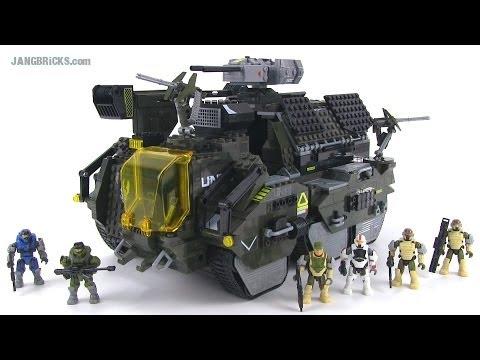 mega bloks halo tank instructions