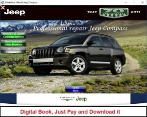 2007 jeep compass repair manual free download