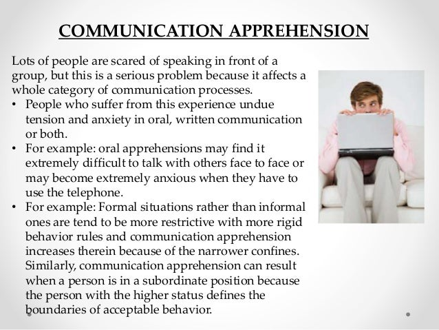 Example of appropriateness in communication