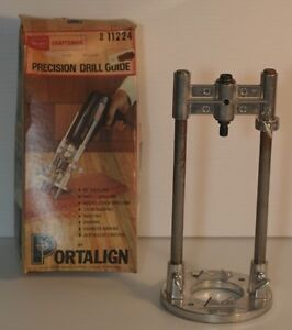 portalign precision drill guide manual