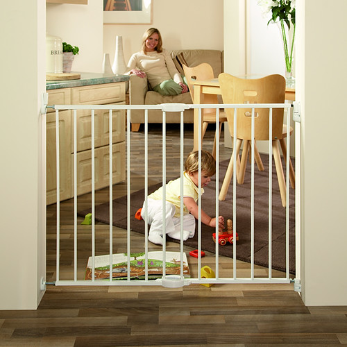 Lindam extending metal safety gate instructions