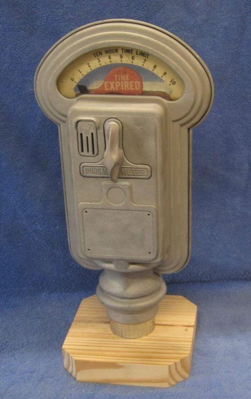 duncan parking meter service manual