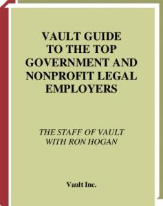Vault guide to finance interviews 9th edition pdf free