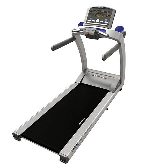 Life fitness t7 treadmill manual