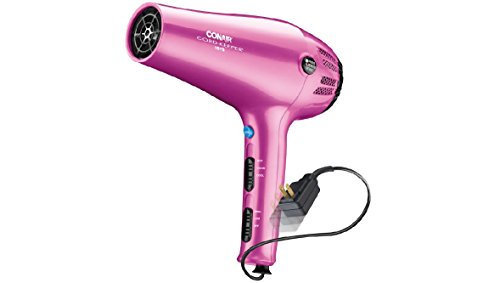 conair ion shine 1875 hair dryer manual