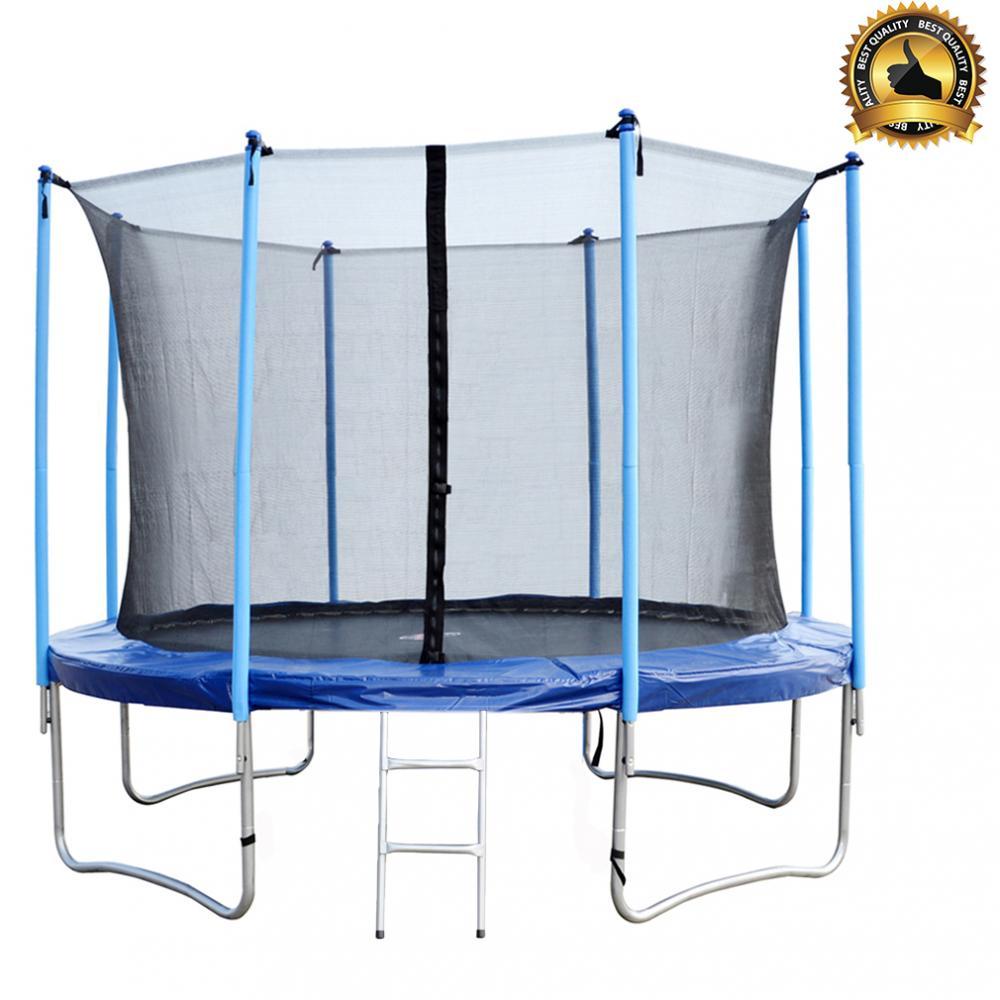 jumptek 14 ft trampoline instructions