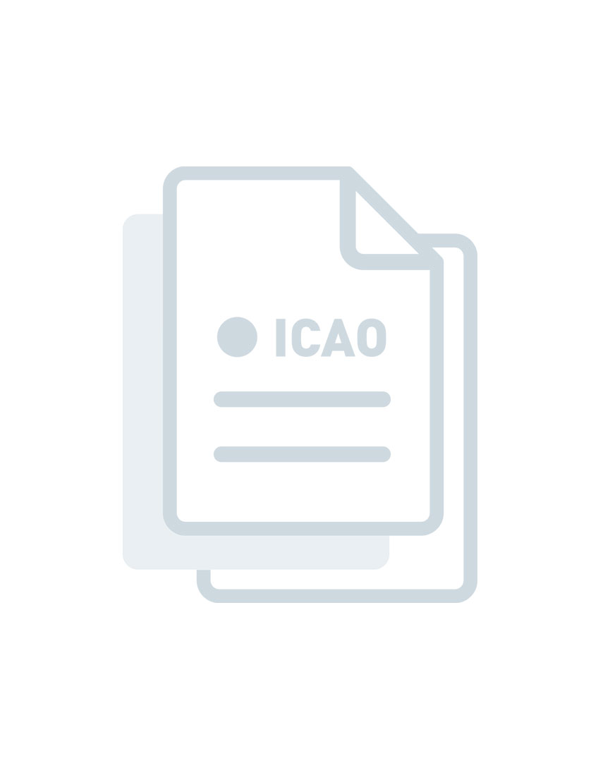icao airport service manual part 1