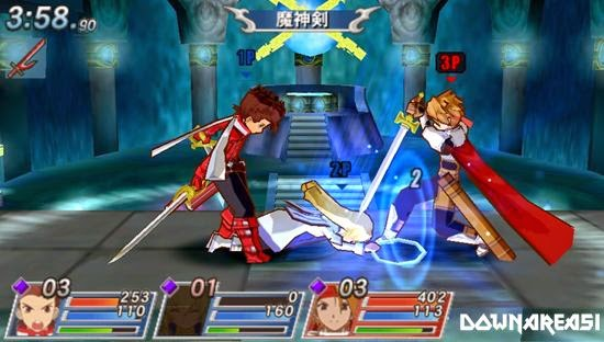 Tales of rebirth psp rom how to play