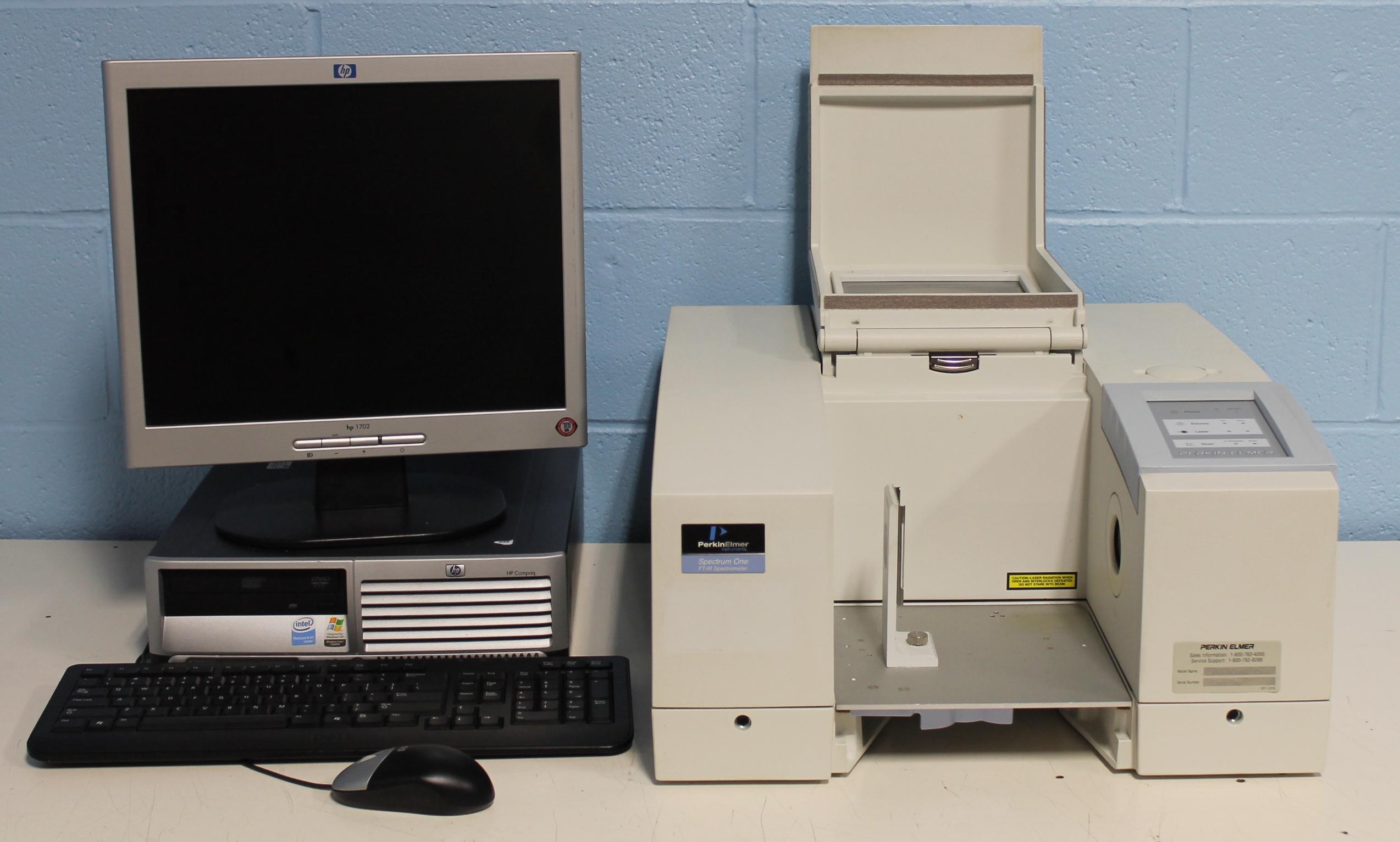 Perkin elmer spectrum one ftir manual
