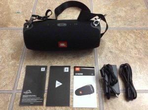 jbl extreme bluetooth speaker instruction manual