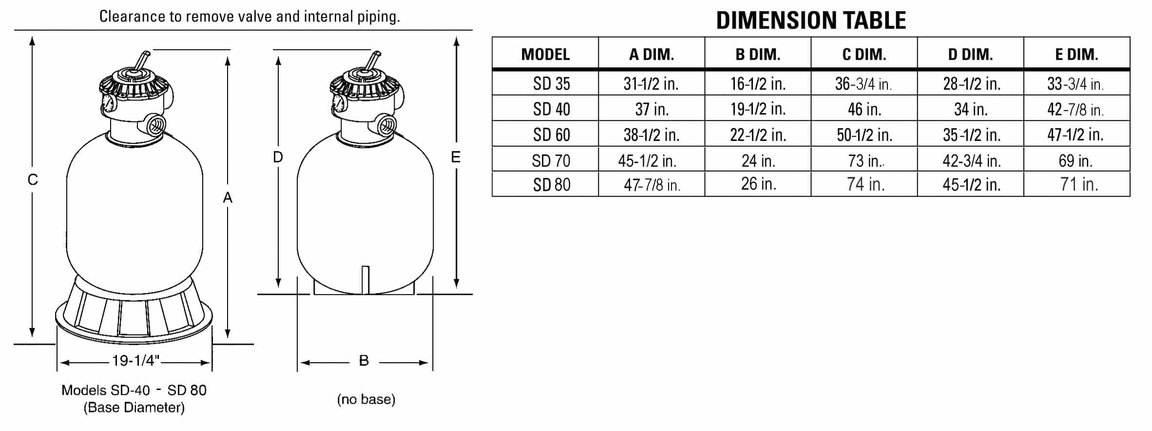 King sand filter manual pdf