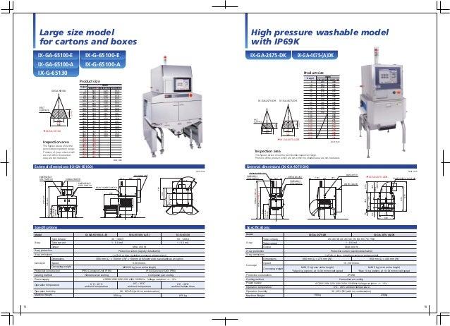 ishida ix-ga-4075 manual