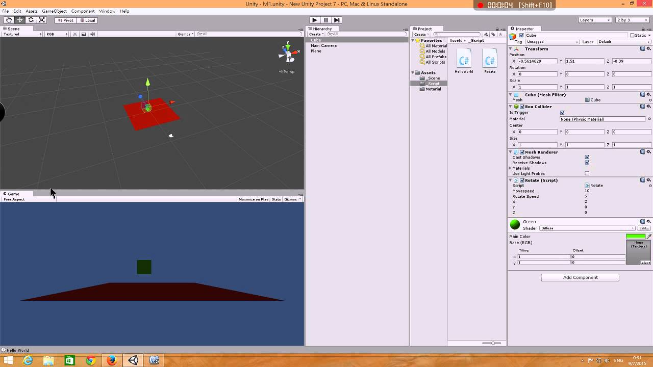 Unity gui how to change colors