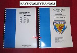 yaesu ft 920 service manual