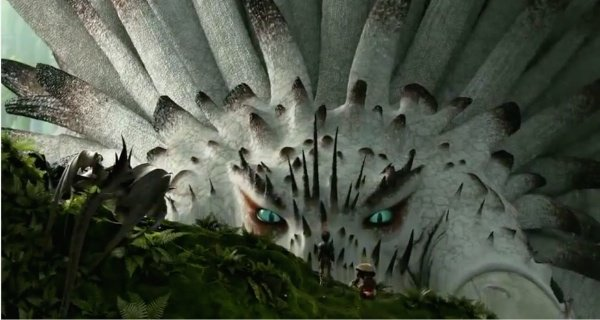 Ice dragon how to train your dragon