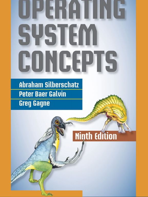 Operating system concepts 10th edition pdf