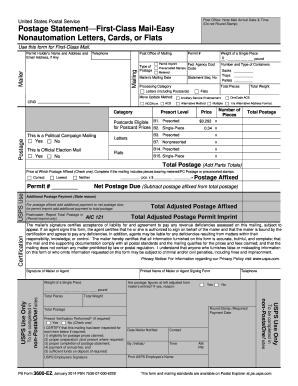 Usps hold mail form pdf