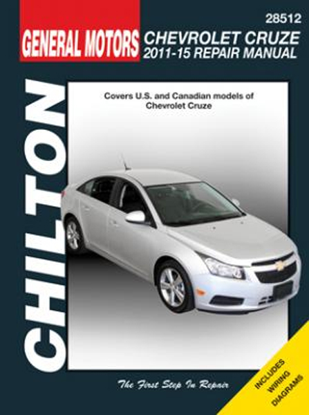 free 2011 chevy cruze repair manual