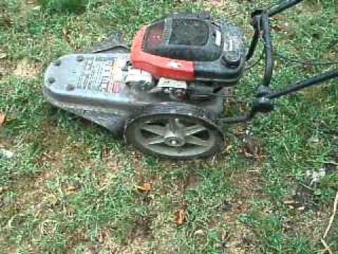 craftsman 5.0 lawn mower manual