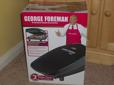 george foreman grill instructions gr30vttsil