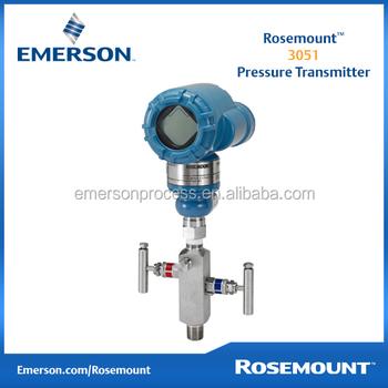 rosemount 3051 differential pressure transmitter manual