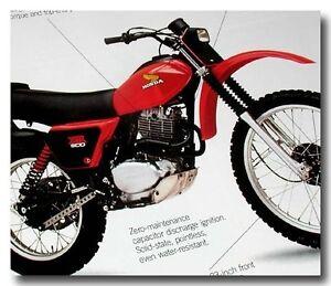 1984 honda xr200 repair manual