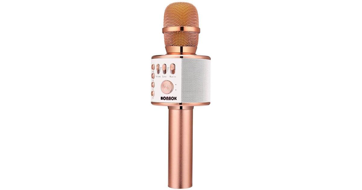 Bonaok wireless karaoke microphone manual