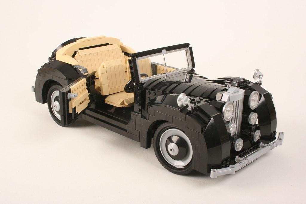 lego vintage car instructions
